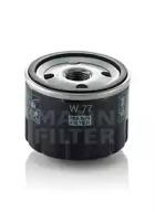 W77 MANN-FILTER Масляный фильтр -1
