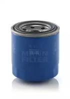 W8017 MANN-FILTER Масляный фильтр -1