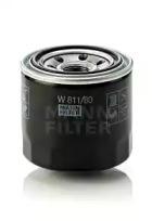 W81180 MANN-FILTER Масляный фильтр