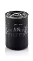 W81680 MANN-FILTER Масляный фильтр