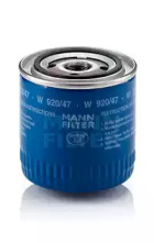 W92047 MANN-FILTER Масляный фильтр