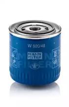 W92048 MANN-FILTER Масляный фильтр