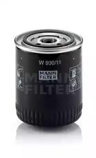 W93011 MANN-FILTER Масляный фильтр