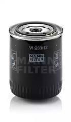 W93012 MANN-FILTER Масляный фильтр -1
