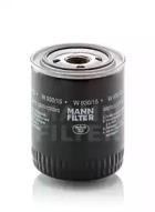 W93015 MANN-FILTER Масляный фильтр