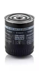W93021 MANN-FILTER Масляный фильтр