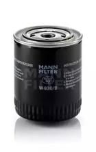 W9309 MANN-FILTER Масляный фильтр