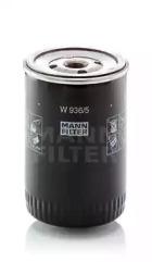 W9365 MANN-FILTER Масляный фильтр