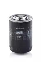 W94024 MANN-FILTER Масляный фильтр, Фильтр, Гидравлическая система привода рабочего оборудования
