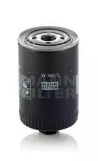 W9405 MANN-FILTER Масляный фильтр, Гидрофильтр, рулевое управление, Фильтр, Гидравлическая система привода рабочего оборудования