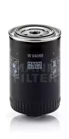 W94066 MANN-FILTER Масляный фильтр
