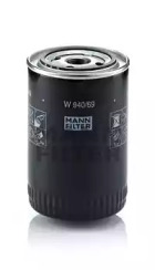 W94069 MANN-FILTER Масляный фильтр