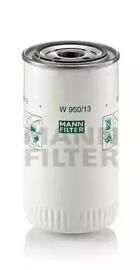 W95013 MANN-FILTER Масляный фильтр, Гидрофильтр, автоматическая коробка передач
