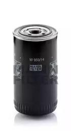 W95014 MANN-FILTER Масляный фильтр -1