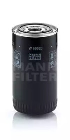 W95026 MANN-FILTER Масляный фильтр -1