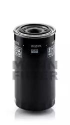 W9515 MANN-FILTER Гидрофильтр, автоматическая коробка передач, Фильтр, Гидравлическая система привода рабочего оборудования