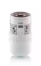 W951 MANN-FILTER Фильтр масла