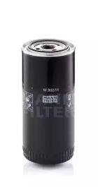 W96214 MANN-FILTER Масляный фильтр, Фильтр, Гидравлическая система привода рабочего оборудования