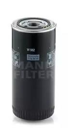 W962 MANN-FILTER Масляный фильтр, Гидрофильтр, автоматическая коробка передач, Фильтр, Гидравлическая система привода рабочего оборудования