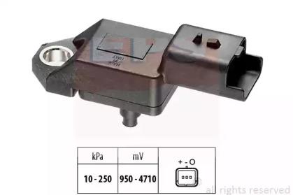 Датчик тиску повітря Citroen Berlingo, C3, C4, C5, Xsara/Picasso Peugeot 207-607 1.4 16V HDi-2.0 HDi 00- EPS 1993034 для авто  с доставкой