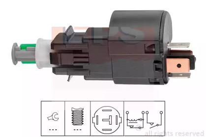 Датчик стоп-сигналу Opel Corsa 1.7DCTi /DTi 00- EPS 1810163 для авто  с доставкой