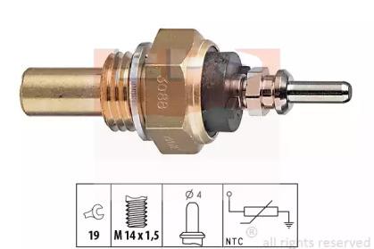 Датчик температури води DB 201 82-/Sprinter 95- EPS 1830088 для авто  с доставкой