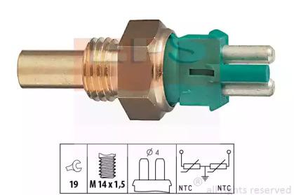 Датчик температури води DB OM603 87- EPS 1830140 для авто  с доставкой
