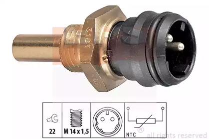 Датчик температури DB 200-220 EPS 1830183 для авто  с доставкой