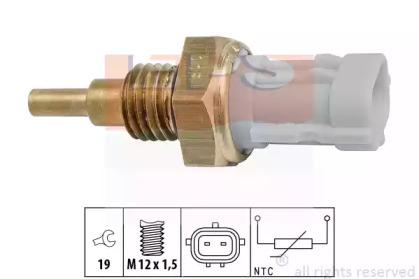 Датчик температури охол. рідини Fiat Sedici 1.6 06-/ Suzuki Grand Vitara II 1.6-2.4 05- EPS 1830351 для авто  с доставкой