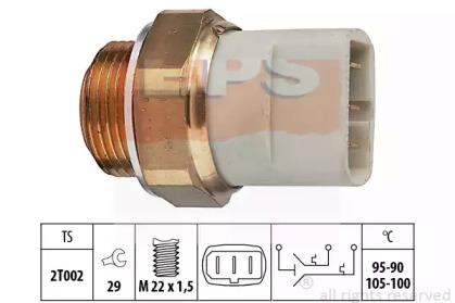 Датчик вентилятора MB V200-280,Vito 95- EPS 1850697 для авто  с доставкой