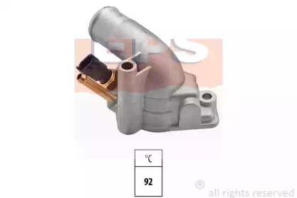 Термостат з датчиком 92°C Opel Astra G/H/Vectra B/C 1.8 16V Z18XE EPS 1880350 для авто  с доставкой