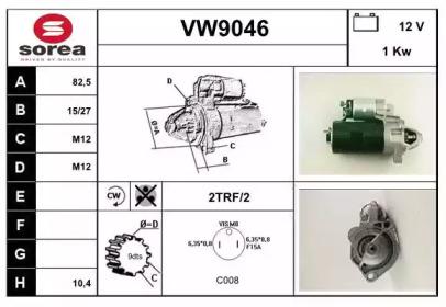 VW9046 SNRA