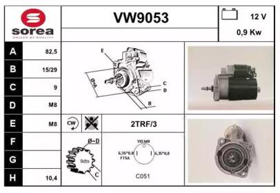 VW9053 SNRA