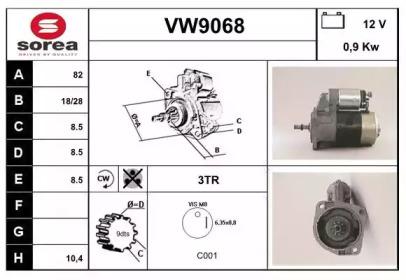 VW9068 SNRA