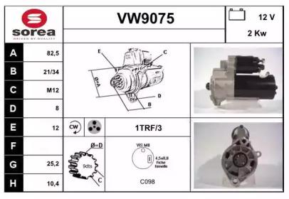 VW9075 SNRA