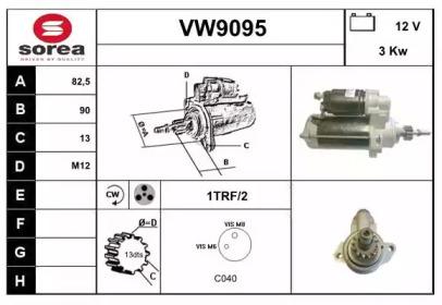 VW9095 SNRA