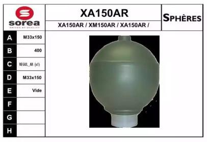 XA150AR SNRA