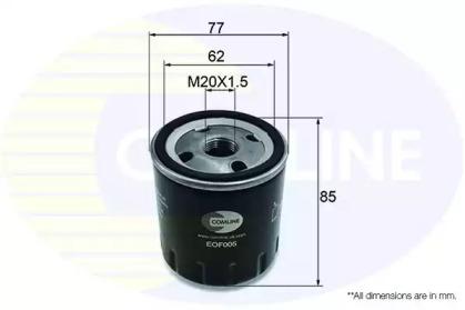 EOF005 COMLINE Масляный фильтр