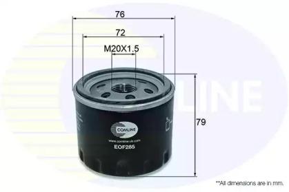 EOF285 COMLINE Масляный фильтр