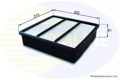 CMB12311 COMLINE Воздушный фильтр