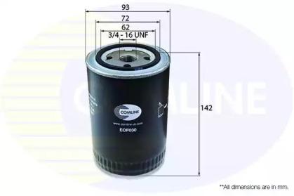 EOF030 COMLINE Масляный фильтр
