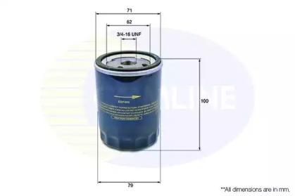 EOF006 COMLINE Масляный фильтр