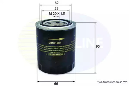 CHN11532 COMLINE Масляный фильтр