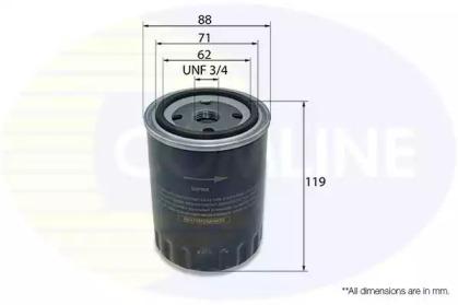 EOF066 COMLINE Масляный фильтр