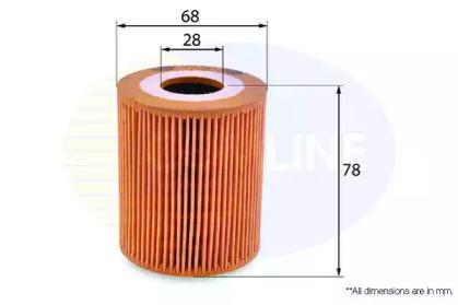 EOF081 COMLINE Масляный фильтр