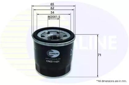 CMZ11431 COMLINE Масляный фильтр