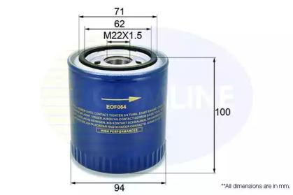 EOF064 COMLINE Масляный фильтр