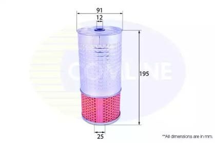 EOF129 COMLINE Масляный фильтр