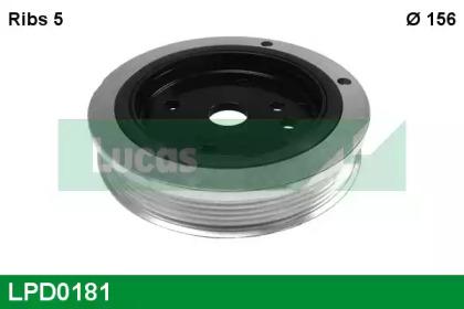 LPD0181 LUCAS ENGINE DRIVE