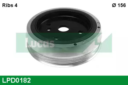 LPD0182 LUCAS ENGINE DRIVE